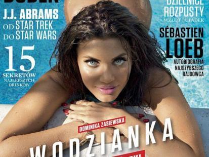 Wodzianka nago w Playboyu - ładne ma ciało?