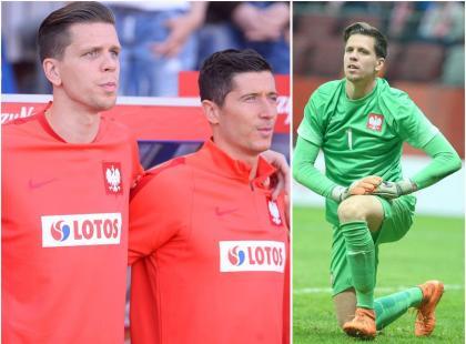 """Wojciech Szczęsny: """"Nie jestem w stanie dać tyle drużynie, co Łukasz Fabiański"""""""