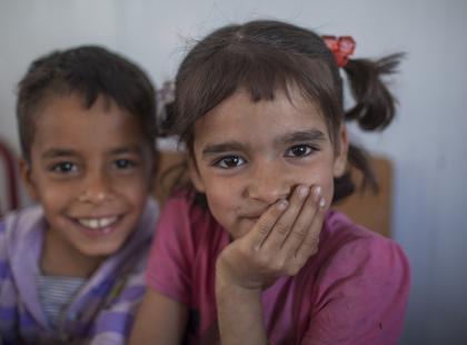 Wojna to jedyna rzeczywistość jaką znają. Jak żyją dzieci z Aleppo?