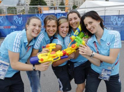 Wolontariat UEFA EURO 2012™