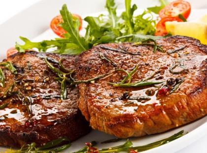 Wołowina w sosie sojowym - przepis
