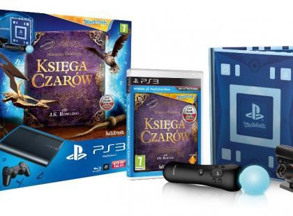Wonderbook: Księga Czarów na PlayStation 3