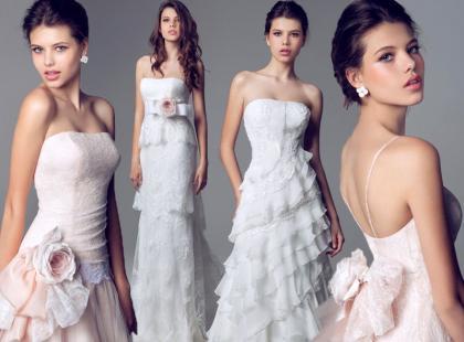 Wow! 45 pomysłów na piękną suknię ślubną
