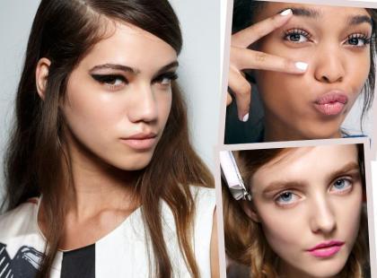 WOW! 7 najmodniejszych makijaży na wiosnę 2015