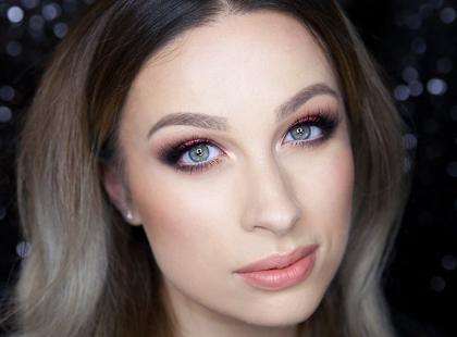 WOW! Elegancki makijaż na święta