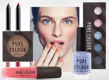 WOW! Kolekcja kosmetyków od New Look