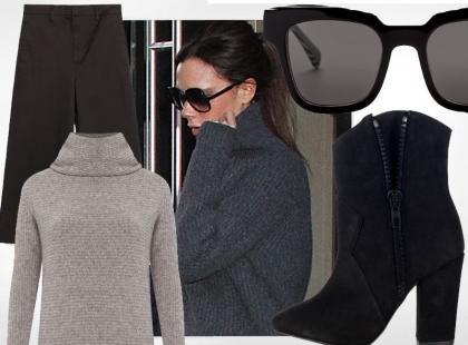 Wow! Łącz trendy i kolory jak Victoria Beckham