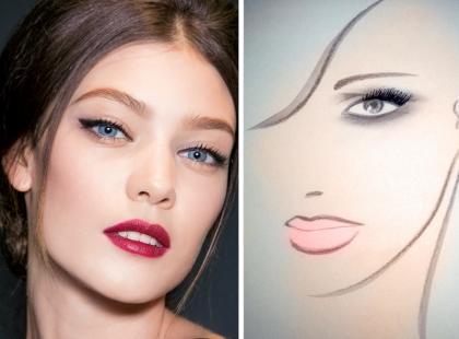 Wow! Nasze rady jak optycznie powiększyć oko za pomocą makijażu