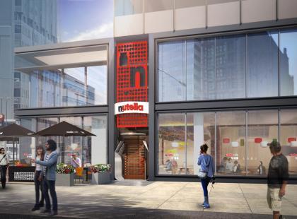 WOW! Nutella otwiera swoją pierwszą restaurację! Co będzie w menu?