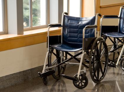 Wózki inwalidzkie pod lupą