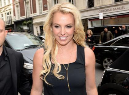 Wpadka Britney Spears podczas show w Las Vegas