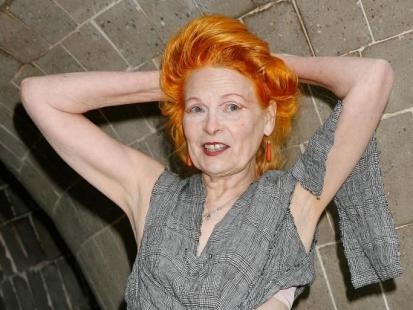 Wpadka Vivienne Westwood