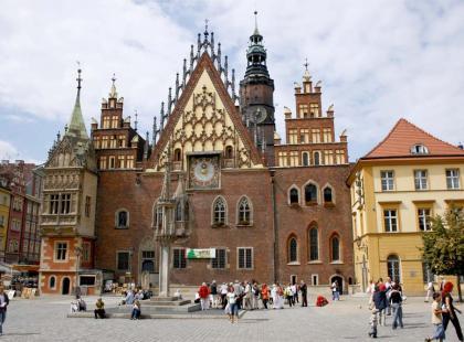 Wrocław - miasto dla aktywnych