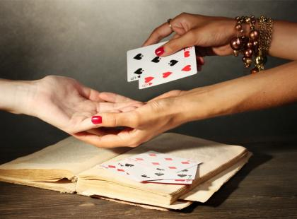 Wróżby z kart
