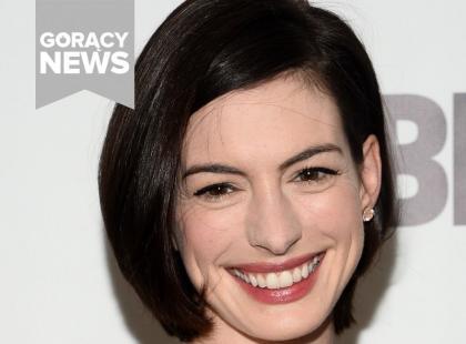 Wspaniałe wieści: Anne Hathaway spodziewa się dziecka