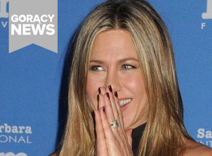 Wspaniałe wieści! Jennifer Aniston zostanie mamą