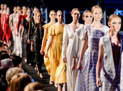 Wspaniały pokaz mody polskich projektantów