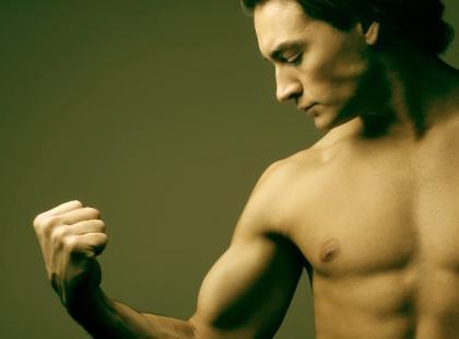 Współczesny wizerunek męskiego ciała