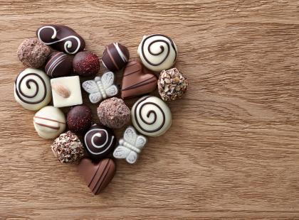 Wspomnienie dzieciństwa: pyszny blok czekoladowy