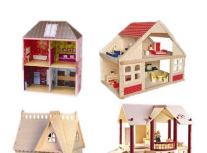 Wybieramy domek dla lalek – galeria