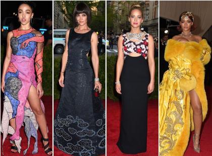 Wybieramy najlepiej ubraną gwiazdę Gali MET 2015