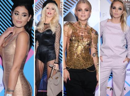 Wybieramy najlepiej ubraną gwiazdę na imprezie MTV