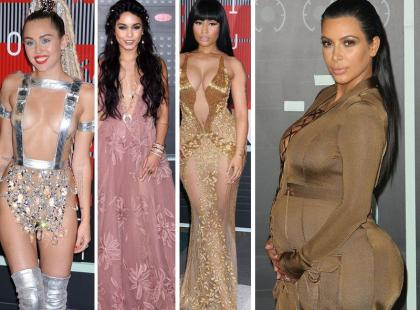 Wybieramy najlepiej ubraną gwiazdę na VMA's 2015 [sonda]