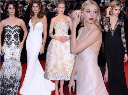 """Wybieramy najlepiej ubrane gwiazdy podczas premiery """"Wielkiego Gatsby'ego"""" w Cannes [sonda]"""