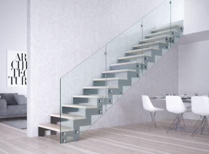 Wybieramy schody do mieszkania dwupoziomowego