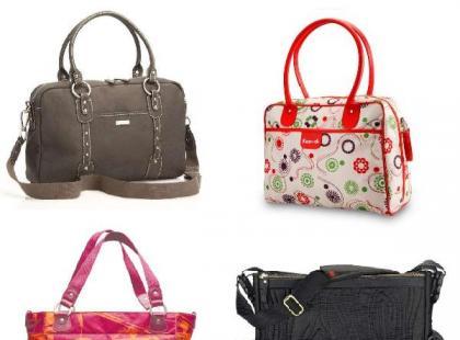 Wybieramy torbę dla młodej mamy – galeria