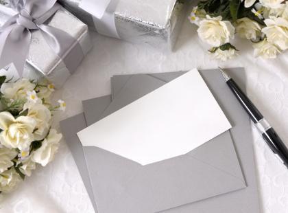 Wybierz idealne zaproszenie ślubne