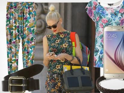 Wybierz lekki styl! Ubierz się jak Gwen Stefani