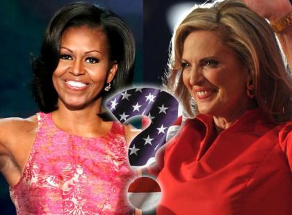 Wybierz Pierwszą Damę Ameryki!