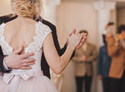 Wybierz piosenkę na pierwszy taniec weselny!