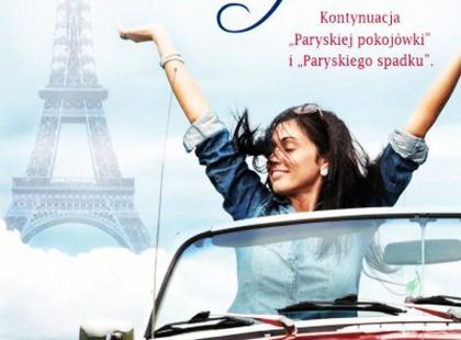 """Wybierz się do świata marzeń z książką""""Paryska podróż""""!"""