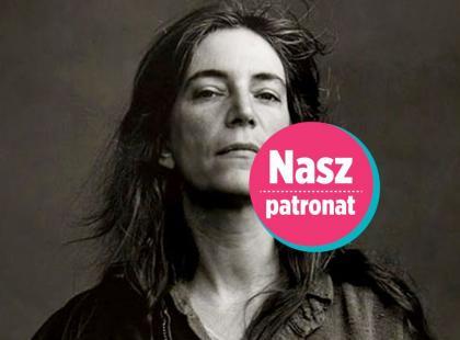 Wybierz się na koncert Patti Smith, ikony nowojorskiego rocka!