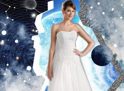 Wybierz suknię ślubną idealną do twojego znaku zodiaku