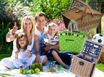 Wybierz swój kosz piknikowy!