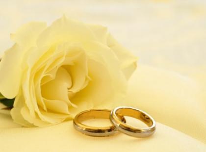 Wybór obrączek ślubnych