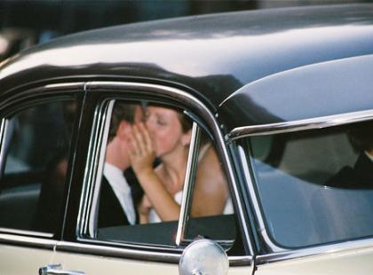 Wybór pojazdu do ślubu