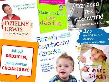 Wybór redakcji: 23 sprawdzone poradniki o wychowaniu