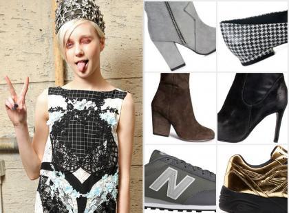 Wybór redaktor działu Moda - 12 hitowych par butów na jesień