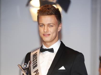 Wybory Mister Poland 2015 - zdjęcia przystojniaków!