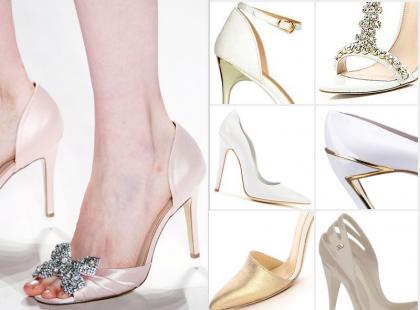 Wybrałyśmy 14 modeli butów ślubnych od 79 złotych