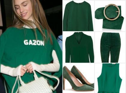 Wybrałyśmy najładniejsze ubrania i dodatki w kolorze świątecznej zieleni