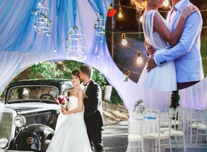 Wybrałyśmy najmodniejsze dodatki ślubne!