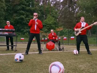 Wybrano polski hymn na Mistrzostwa Świata w Piłce Nożnej 2018. Internauci się śmieją