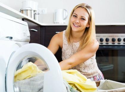 Wyczyść pralkę za pomocą tej skutecznej metody!