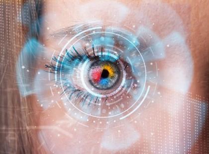 Wyczytaj chorobę z tęczówki oka!