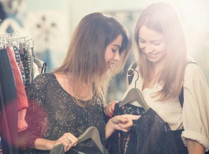 Wydajesz mnóstwo pieniędzy na ubrania? Zobacz, jak nauczyć się oszczędzania!